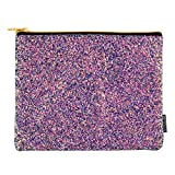 Style.Labs Chunky Glitter Pouch - Midnight