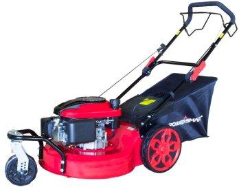 best value self-propelled lawn mower - PowerSmart