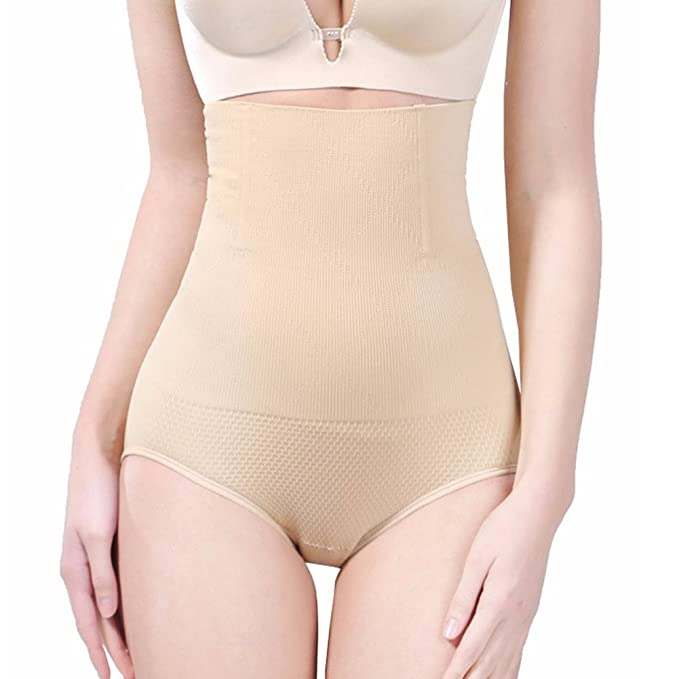 BigEasyStores Slimming Panties 360 High Waisted Tummy Control Effect Body Butt Lifter Body Shaper Panty (XL/XXL(155-175lbs))