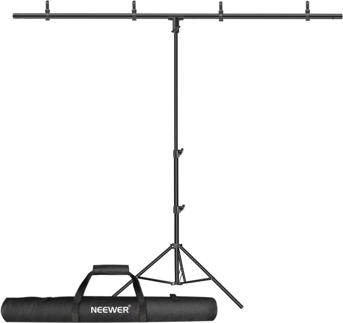 Neewer Kit di Supporto Stand a Forma T