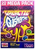 Galactic Fruit Gushers Fruit Flavored Snacks - 20 Pouch Mega Pack (16oz Box)