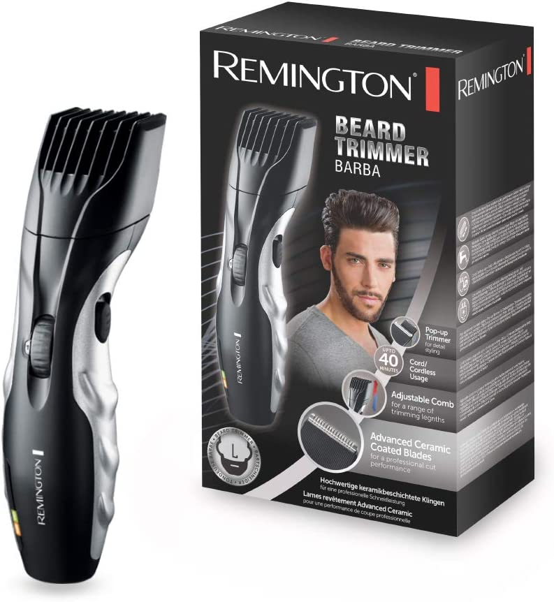 Remington Barttrimmer Herren Set