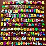 MALUNGMA 100 psc Shopkins Mini Figures Action Figures Set - Shopkins Minifigures Set - Shopkin Action Figure Toy Kids Gift