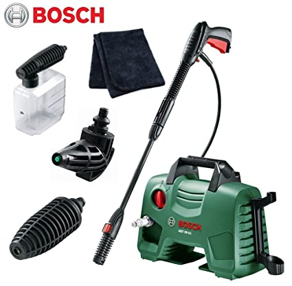 Bosch Aqt 33 11 High Pressure Washer Set With 90 Degree Nozzle
