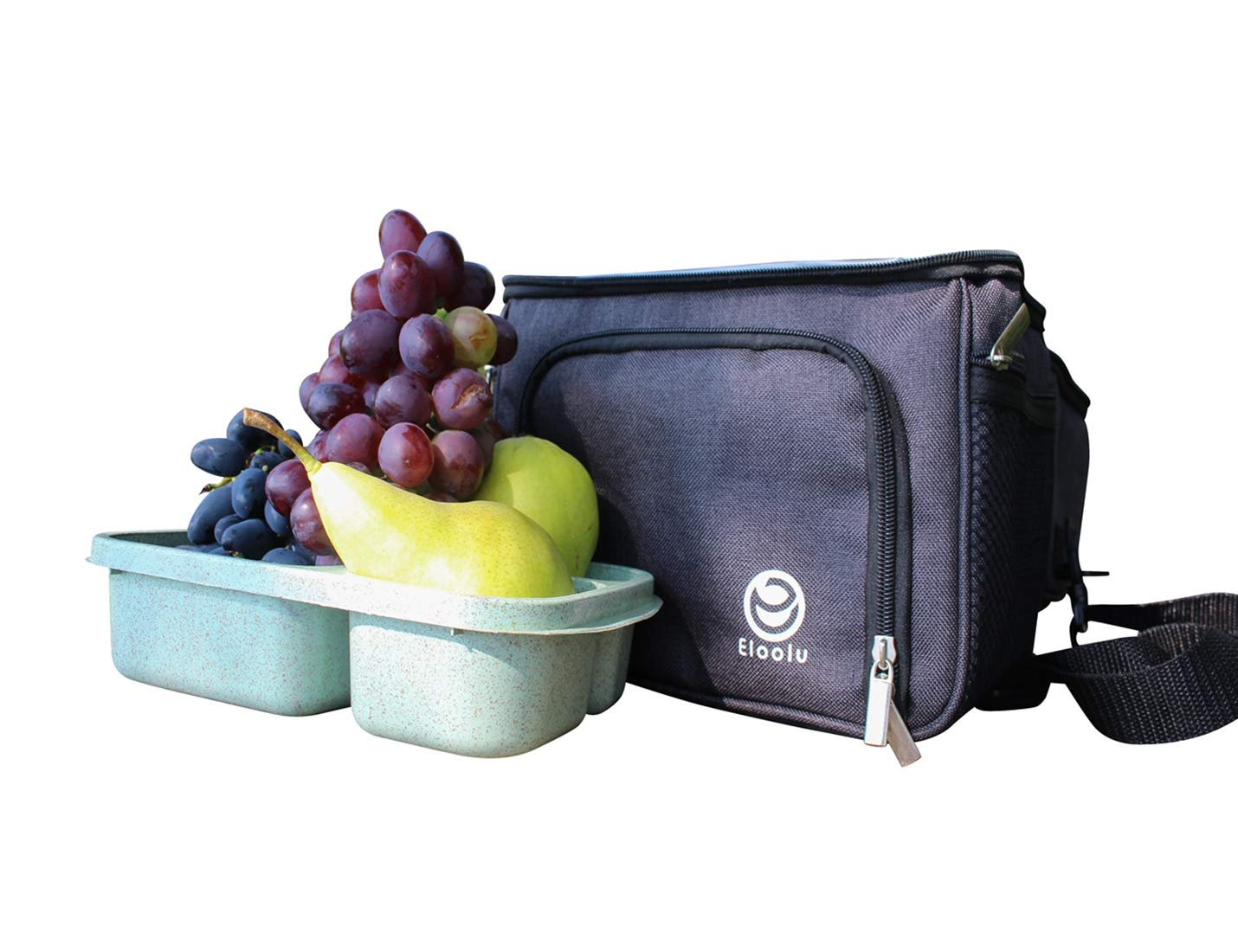 Food And Beverages In Soft Cooler