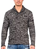 Product review for TR Fashion Men's Long Sleeve Shawl Collar Knit Pullover Sweater