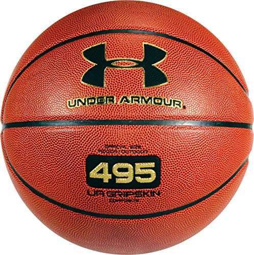 Under Armour 495 Indoor/Outdoor Basketball, Official/Size 7