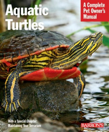 Aquatic-Turtles-Complete-Pet-Owners-Manual-Paperback--May-1-2009