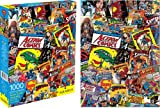 Aquarius DC Comics Superman Collage 1000 Piece Jigsaw Puzzle