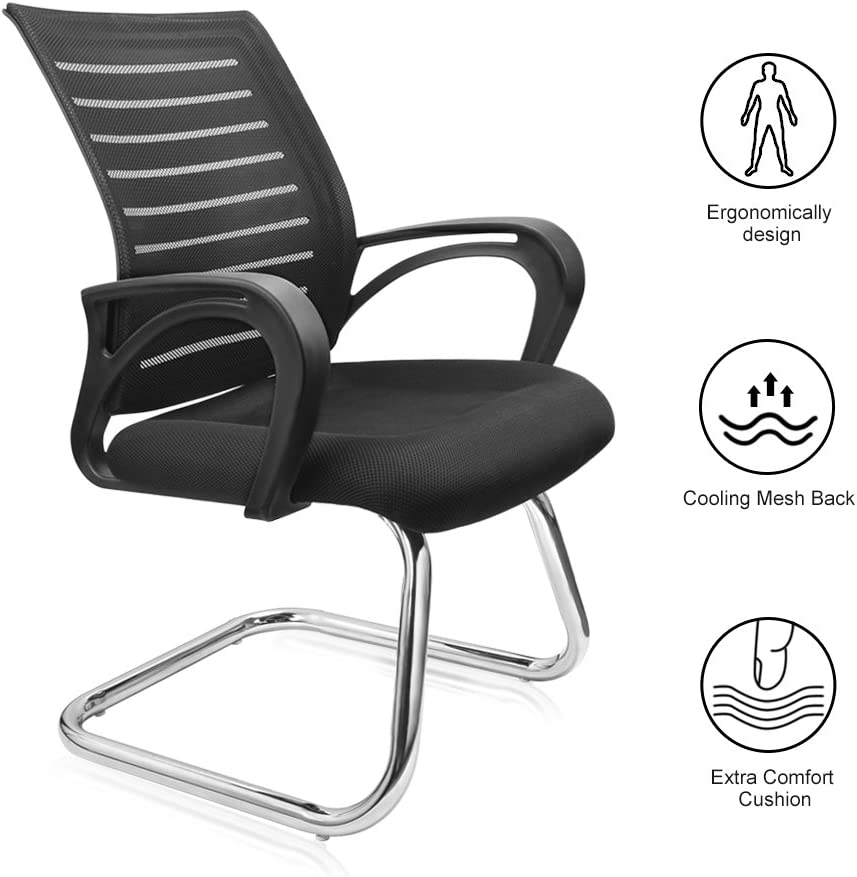15 Most Comfortable Office Chairs Without Wheels Welp Magazine