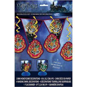Unique Party 59081 – Harry Potter Party Decoration Kit, Set of 7 61Q1i1LeDWL