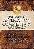 2: Jon Courson's Application Commentary: Old Testament Psalms-malachi