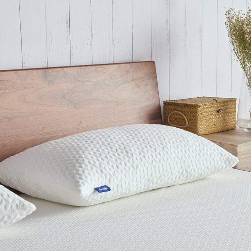 Sweetnight Pillow Adjustable Loft & Neck Pain Relief – Most Adjustable