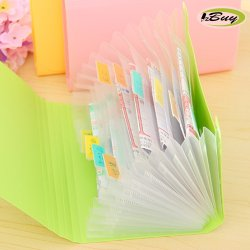Expanding File Folder,izBuy Subdivision Accordion File Folder