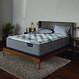 Serta Icomfort 500823191-1060 Icomfort Hybrid 10' Blue Fusion 100 Firm Bed Mattress Conventional, King, Gray