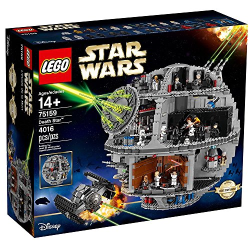Amazrock Shop | LEGO Star Wars Death Star 75159 Star Wars Toy