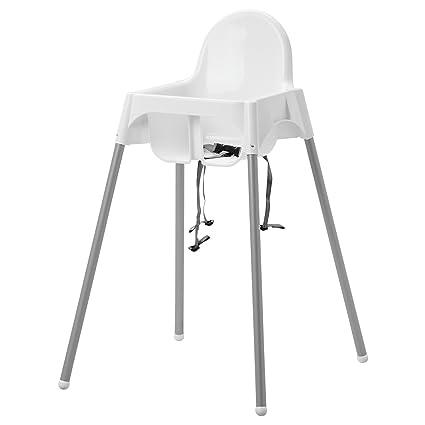 Ikea Antilop Chaise Haute Avec Ceinture De Sécurité 90 Cm
