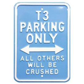Parkschild VW T3 Geschenkidee