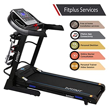 Fitkit FT063 Series Auto Incline Motorized Treadmill