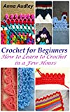 Crochet for Beginners: How to Learn to Crochet in a Few Hours