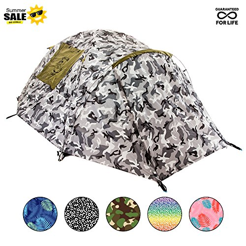 Chillbo CABBINS Best 2 Person Tent with...