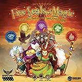 Mayday Games Five Seals of Magic Board Games