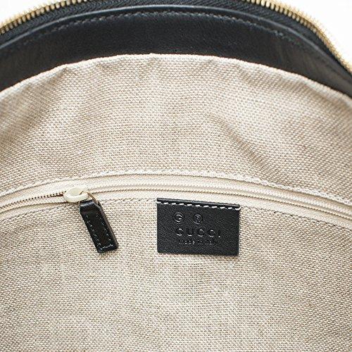 8bd9060a414 Gucci Bree Guccissima Leather Hobo Bag Black New - Fashion