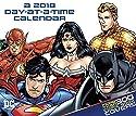 DC Comics 2018 Day-at-a-Time Box Calendar