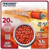 Crosman Powershot Fast Flight Penetrators 150 ct LF1754