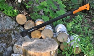 Fiskars x27 Super Splitting Axe 36 inch