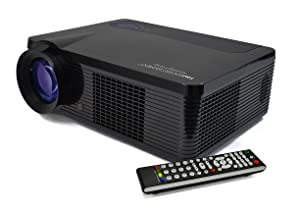 3T LED LCD (SVGA) Video Projector