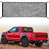 AndyGo Truck Net Truck Bed Envelope Style Trunk Cargo Organizer Accessories