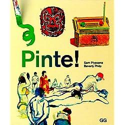 Pinte! Curso de Pintura Dinâmico Para Qualquer Um com o Pincel à Mão