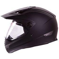 Dual Sports Atv Utv Motocross Bike Helmet