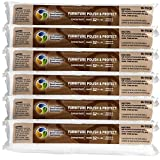Natural Furniture Polish & Protect Concentrate 6 Pack - Each Makes 32 oz of Cleaner - Reduce Resoiling, Fingerprinting & Dust Collecting - Safe for Any Type of Furniture