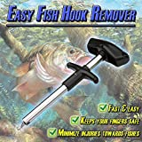 DaaSon Easy Fish Hook Remover New Fishing Tool Minimizing The Injuries Tools Tackle Squeeze Extractor 6.6inch