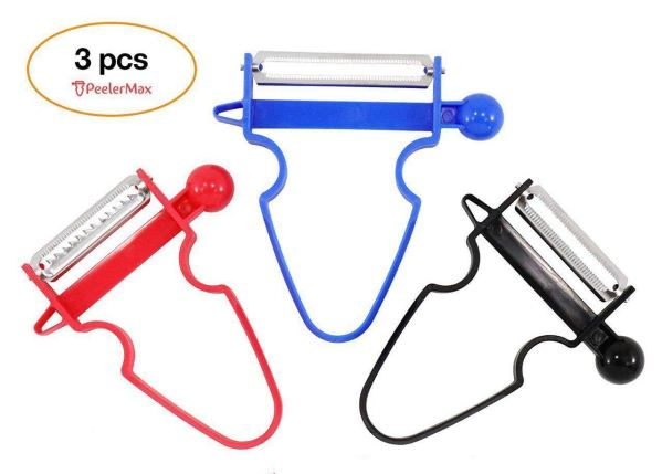 magic trio peeler (set of 3) reviews