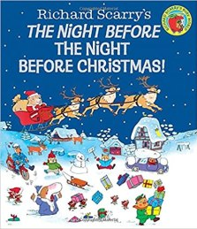 Richard Scarry's The Night Before The Night Before Christmas from Amazon