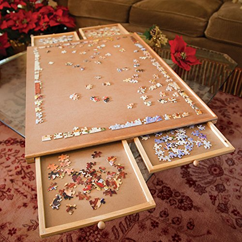 Bits-and-Pieces-Original-Standard-Wooden-Jigsaw-Puzzle-Plateau-The-Complete-Puzzle-Storage-System