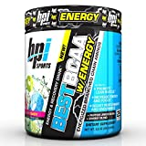 BPI Sports -BCAA Powder with Energy, Sour Candy, 25 Servings, 8.8 Ounce,
