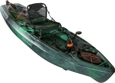 best angler fishing kayak - Old Town Canoes & Kayaks