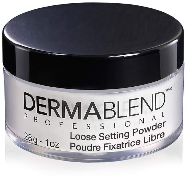 Dermablend Loose Setting Powder Review