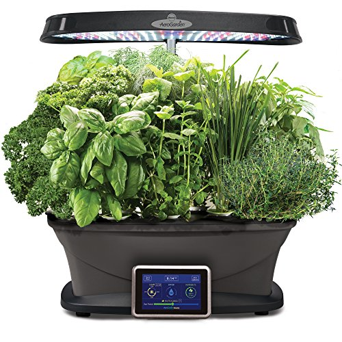 AeroGarden Bounty - Black