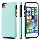 ImpactStrong iPhone 7/8 Case, Dual Guard Protection Shock-Absorbing Scratch-Resistant Protective Cover for Apple iPhone 7 and iPhone 8 - Mint