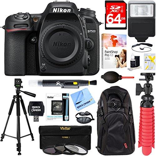 Nikon D7500 Bundle 2