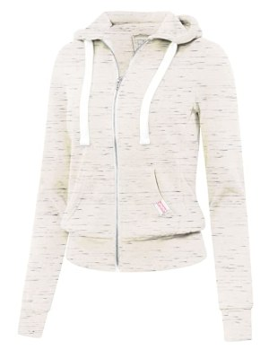 Image result for Fifth Parallel Threads FPT Women's Basic Zip up Hoodie Fleece Jacket