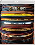Vinegar Syndrome's 5 Films 5 Years: Volume 4 [Blu-ray Set]