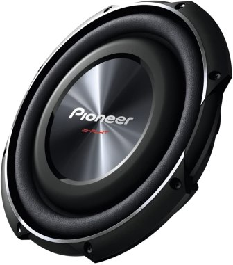 kicker 10 inch shallow mount subwoofer 4 ohm