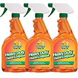 Citrus Magic Heavy Duty Cleaner/Degreaser, 32-Ounce, 3-Pack