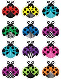 Teacher Created Resources Colorful Ladybugs Mini Accents